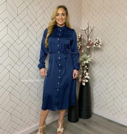 Cluca Iseo dress BLUE