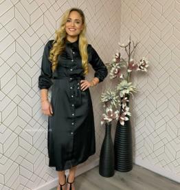 Cluca Iseo dress BLACK