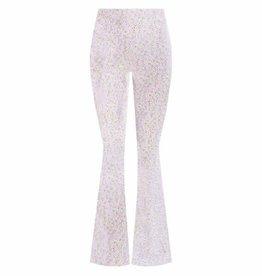 Ladybugs Soft flared pants bloemen M067
