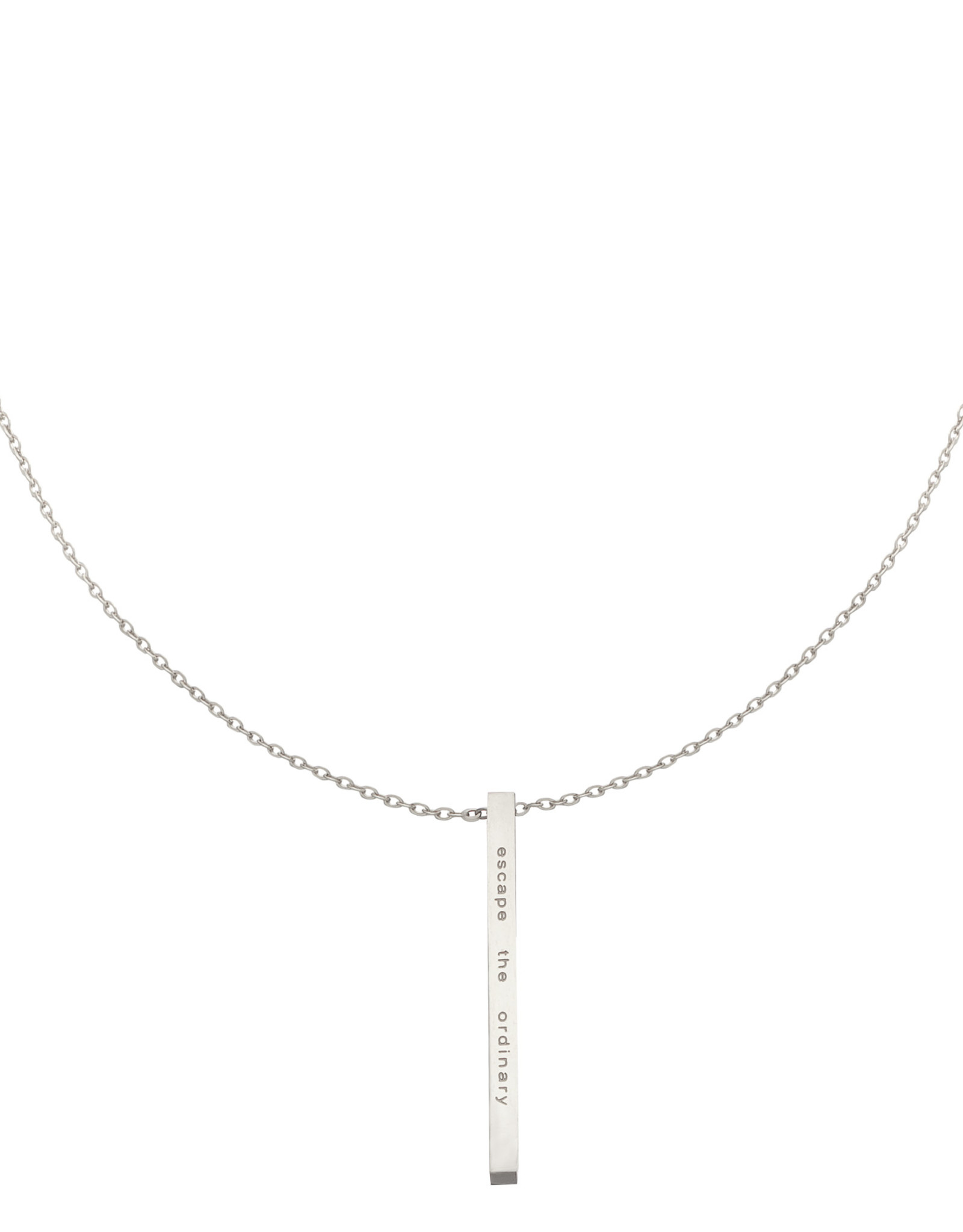 Ladybugs ketting escape the ordinary STAINLESS STEEL