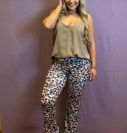 Ladybugs Flared pants met print afgeprijsd sale tot 90% BY20229