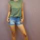 Ladybugs Sale shirt met schouder vulling nu in de outlet sale zomer collectie