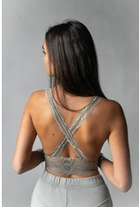 Moost Wanted Lilly bralette tender taupe