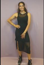 Ladybugs 82021 Fishnet dress