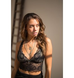 Moost Wanted Lilly bralette Zwart