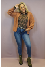 Ladybugs Basic high waist jeans L 185 - J 23