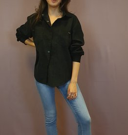 Ladybugs Tatum small corduroy blouse BLACK