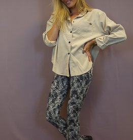 Ladybugs Tatum small corduroy blouse BEIGE