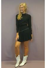 Ladybugs QX309 Roxie knit BLACK