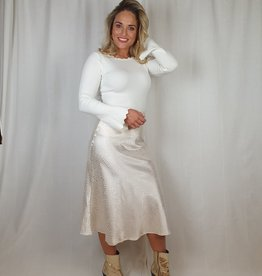 Ladybugs SD1038 Eline skirt OFF WHITE