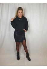 Ladybugs 22927 Oxana leather skirt