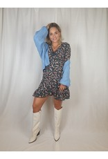 Ladybugs MC7214 Riley knit DENIM BLUE
