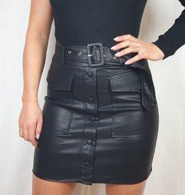 Ladybugs 22966 Christel leather skirt