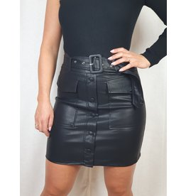 Ladybugs 22966 Christel leather skirt