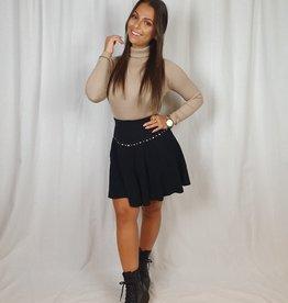 Ladybugs Nikki skirt BLACK