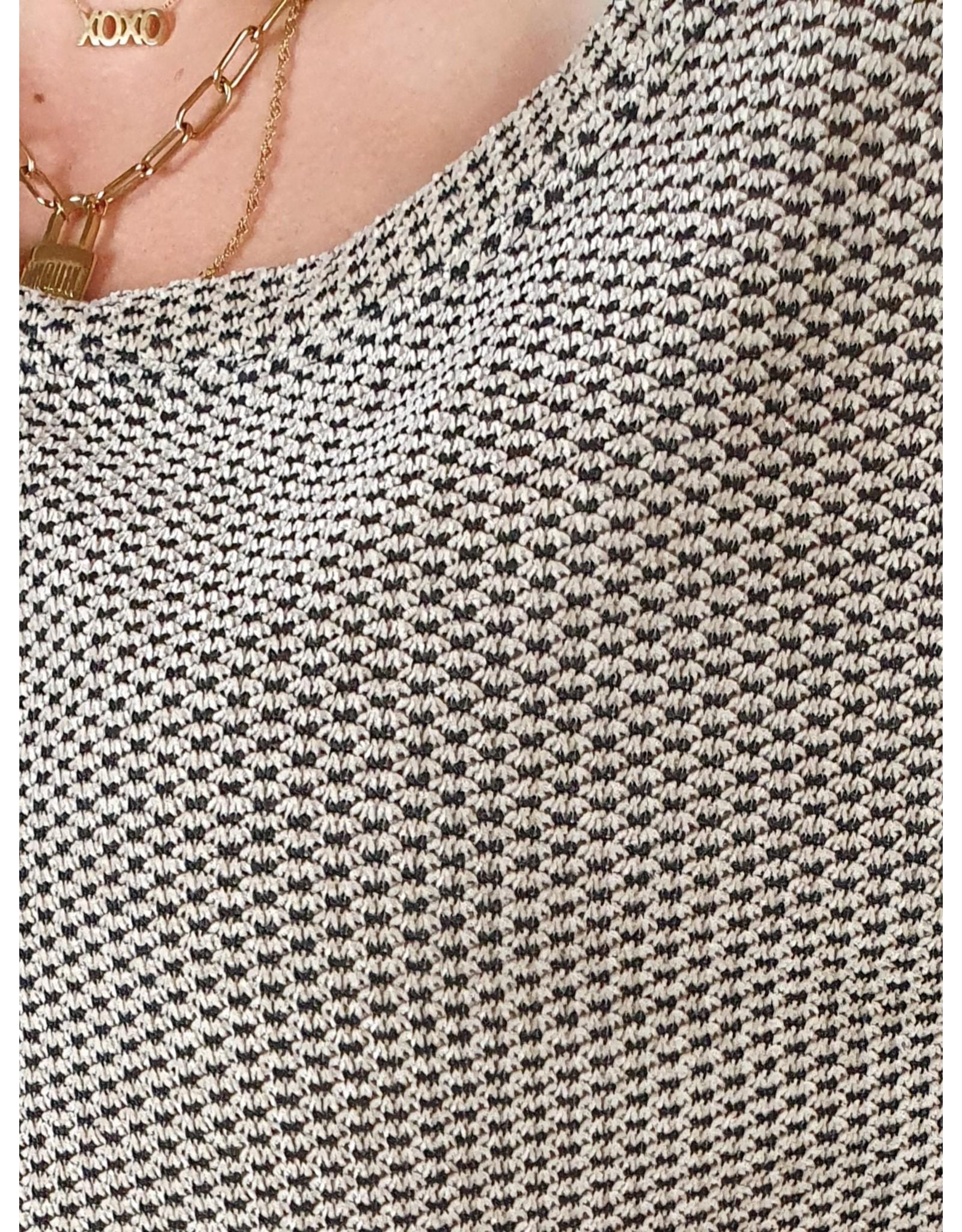 Ladybugs Jasmijn knit TAUPE