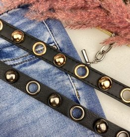 Ladybugs Bubble belt GOLD
