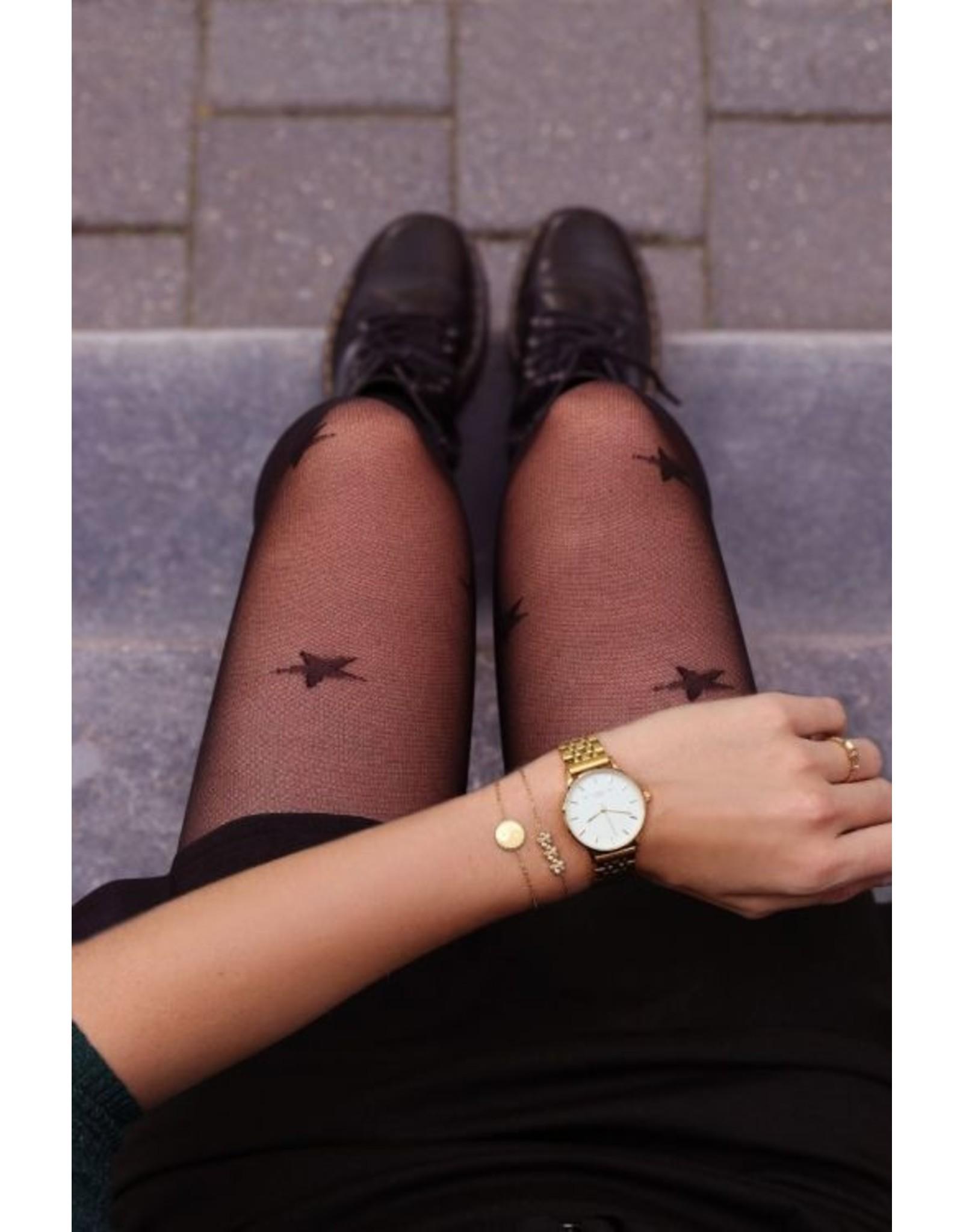 Ladybugs High waist shaping tights STAR 20den. MY JEWELLERY