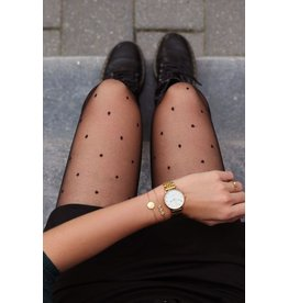 Ladybugs High waist shaping tights DOTS 20den. MY JEWELLERY