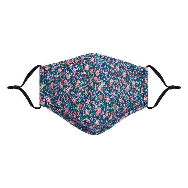 Ladybugs Mondkapje fashion SMALL FLOWER PRINT (2)