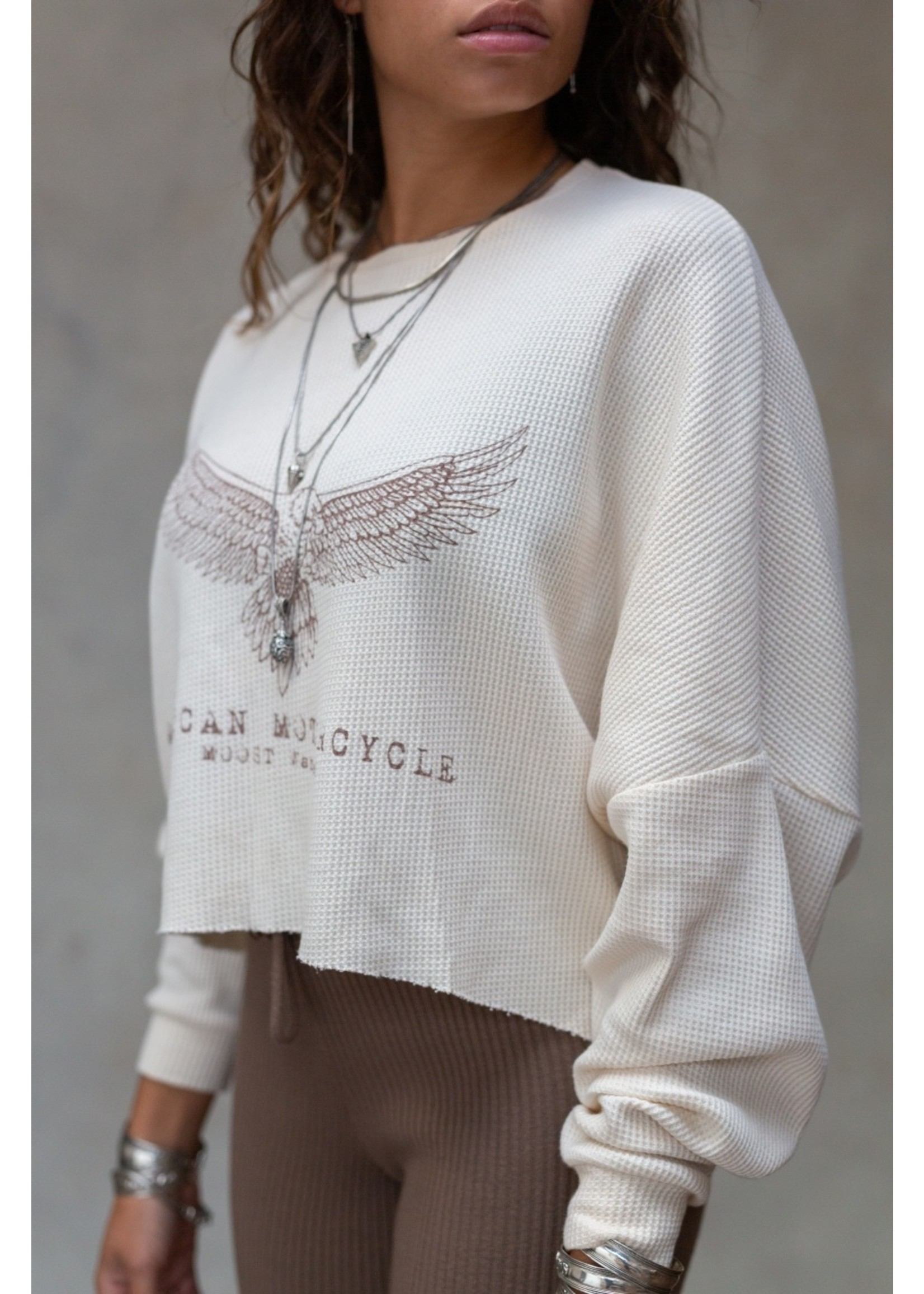 Moost Wanted Aquila sweater