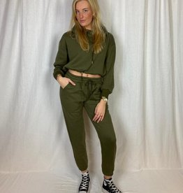Ladybugs Jogging broek in army groen