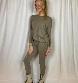 Ladybugs Laura super zachte twinset taupe