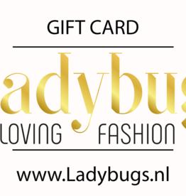 Ladybugs Gift card €25
