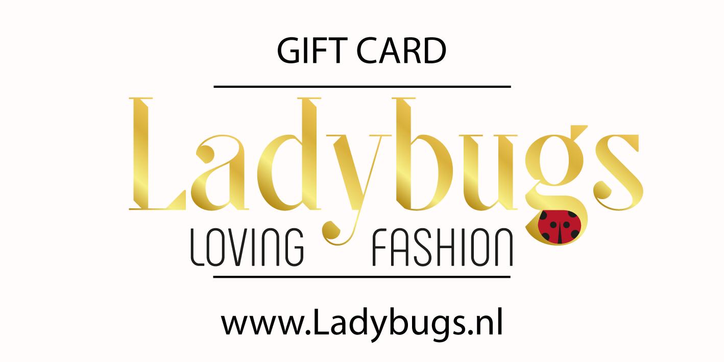 Ladybugs Gift card €10,-
