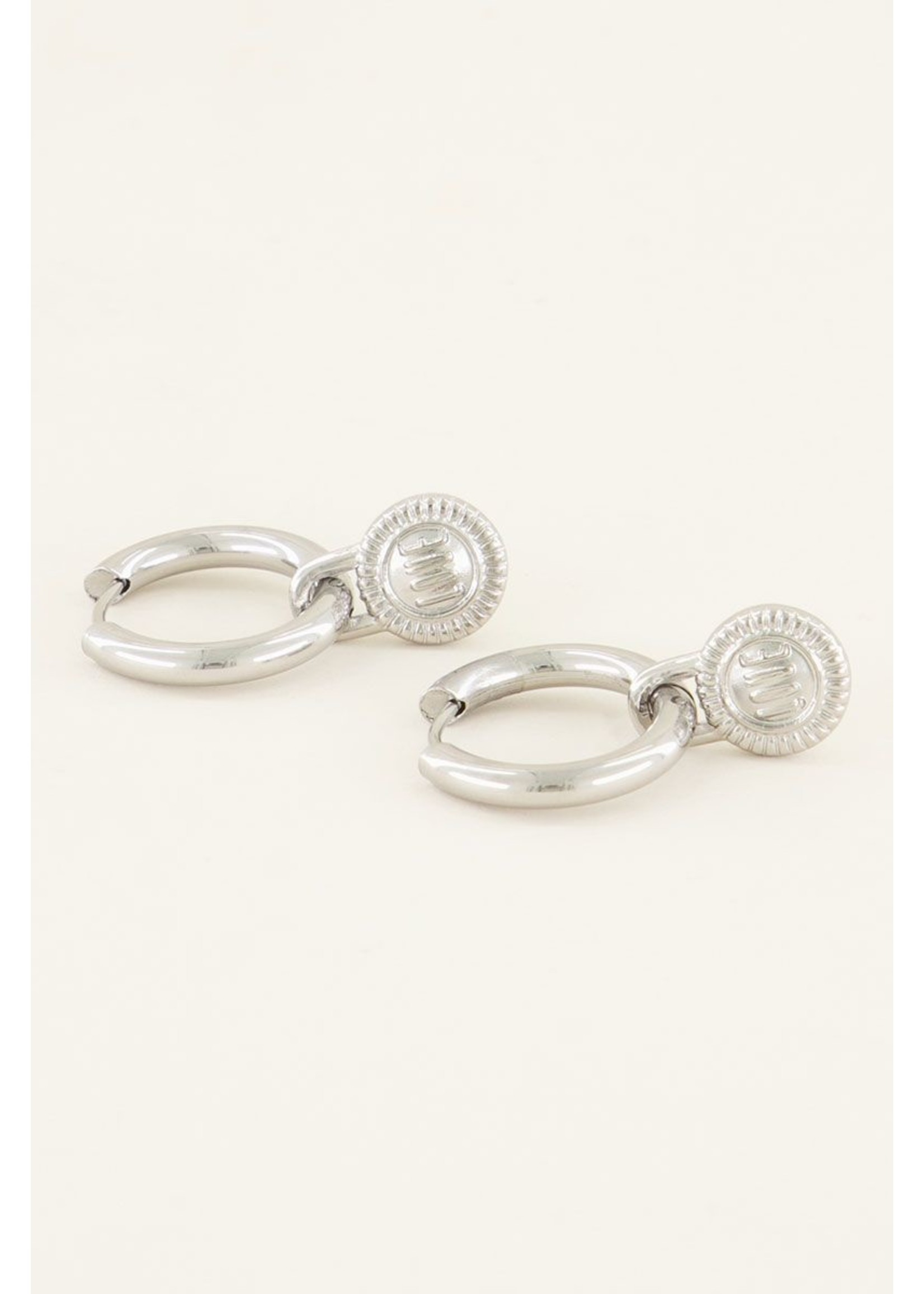 My Jewellery Oorringen muntje