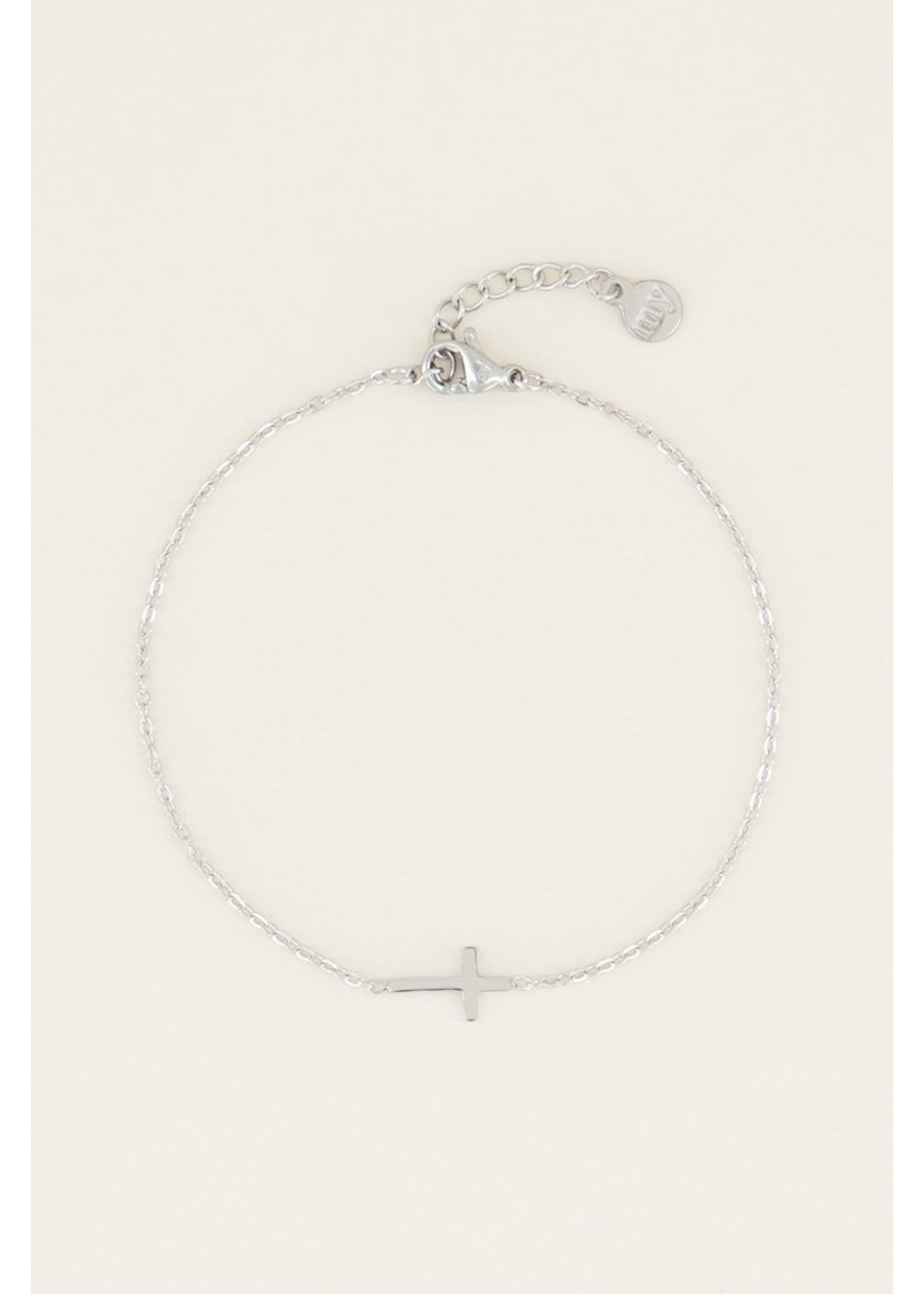 My Jewellery Armband klein kruisje