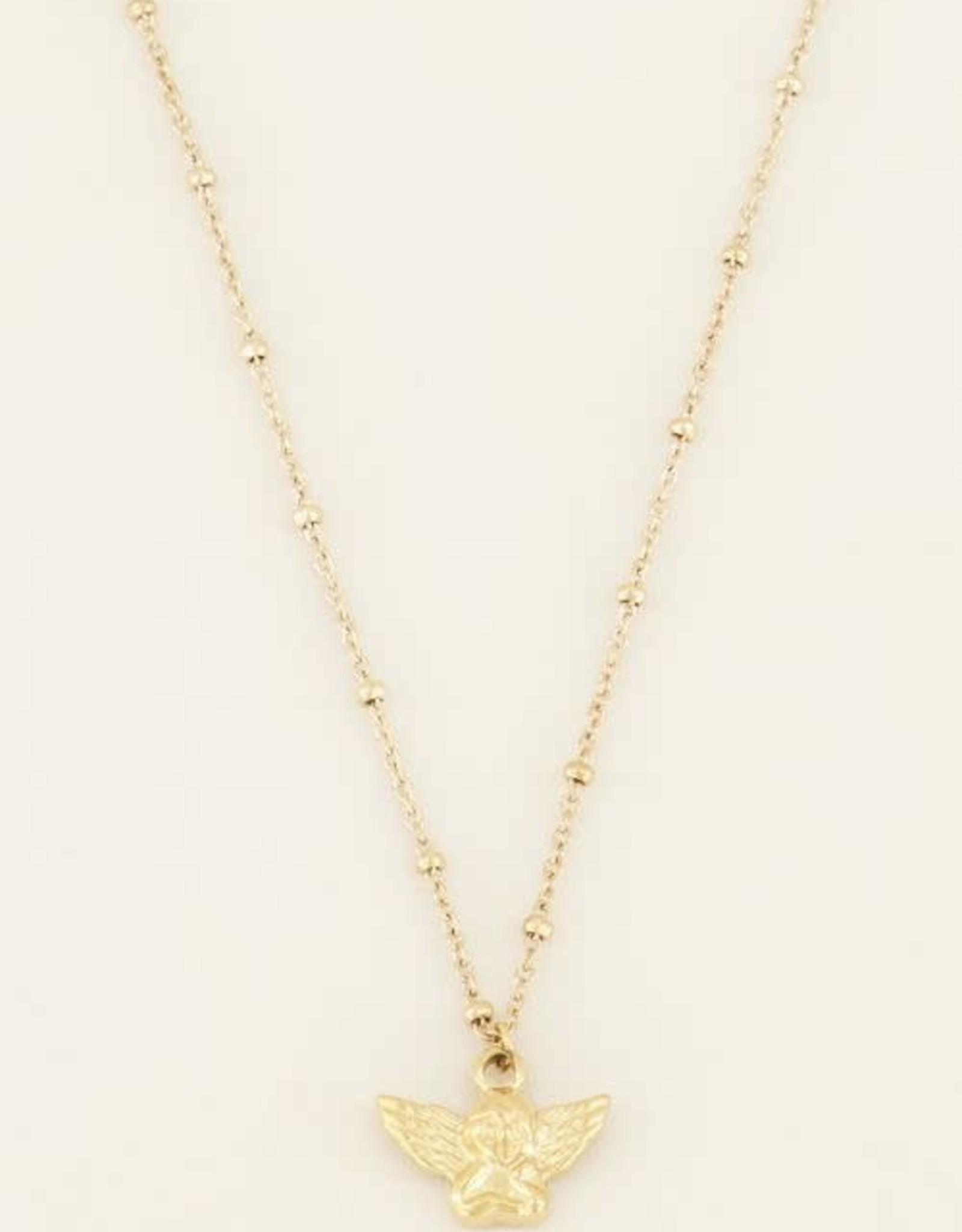 My Jewellery Ketting engeltje