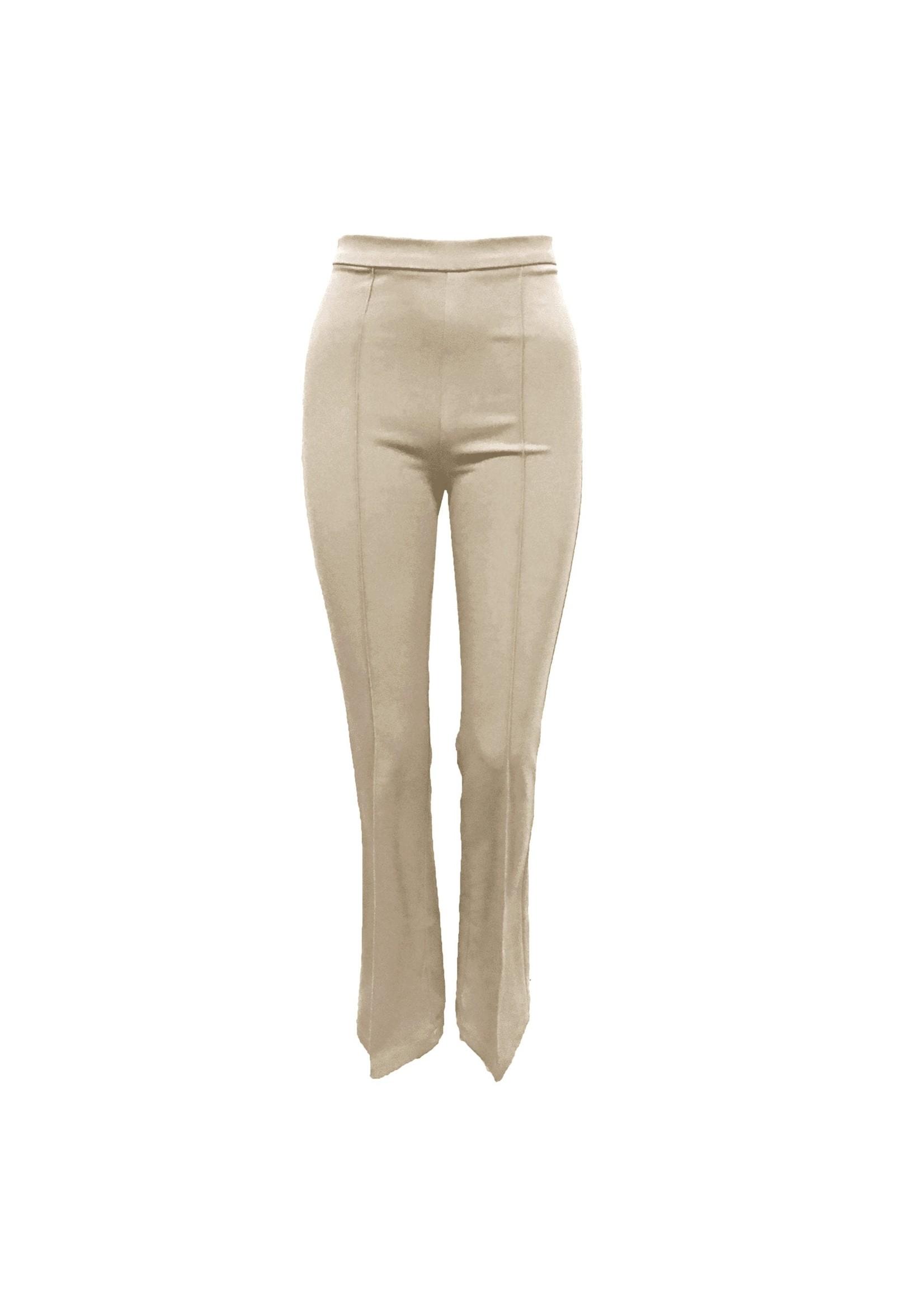 Ladybugs Willemijn super stretch pantalon NUDE