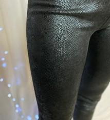 Ladybugs Slangen print legging BLACK SNAKE Marjolein