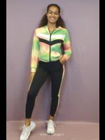 Ladybugs Enset jasje groen/geel MEGA SALE