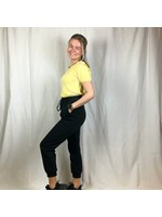 Ladybugs Basis jogging broek CHANELVA BLACK