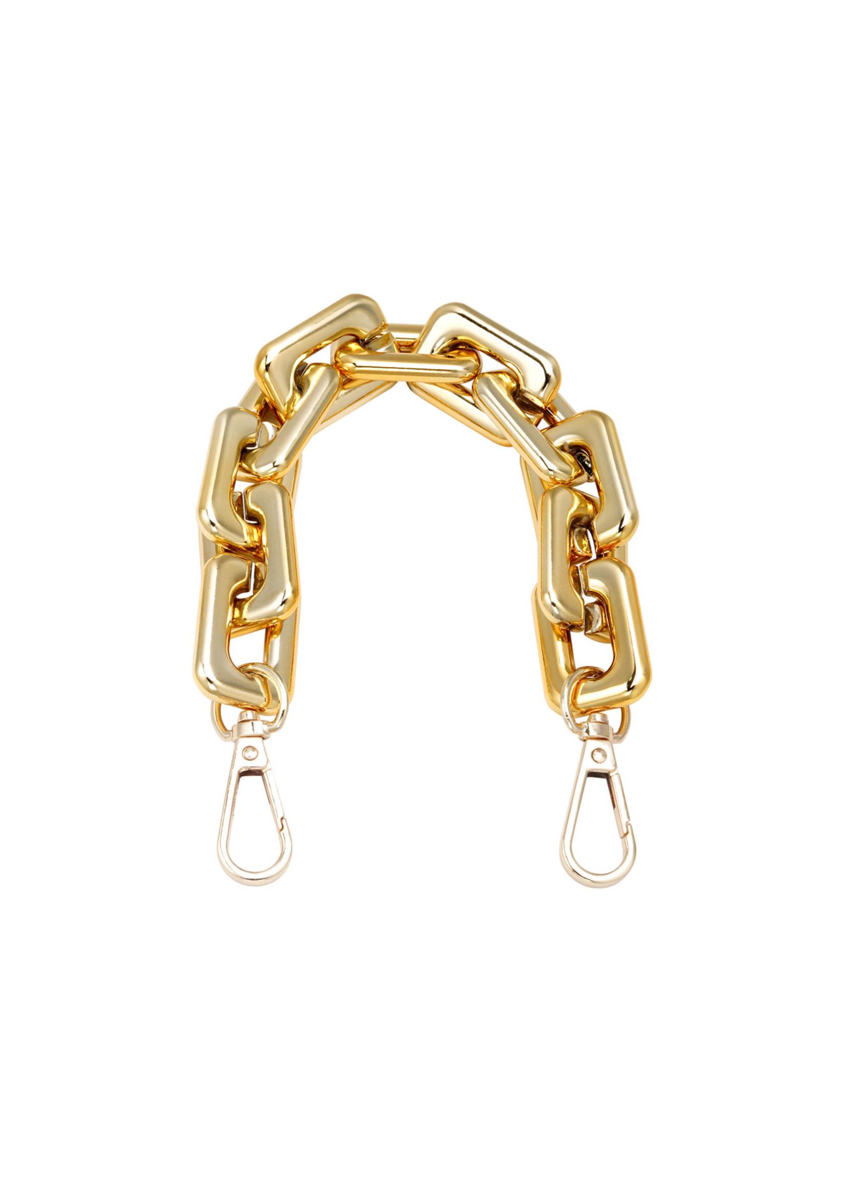 Ladybugs Bag chain glam gold