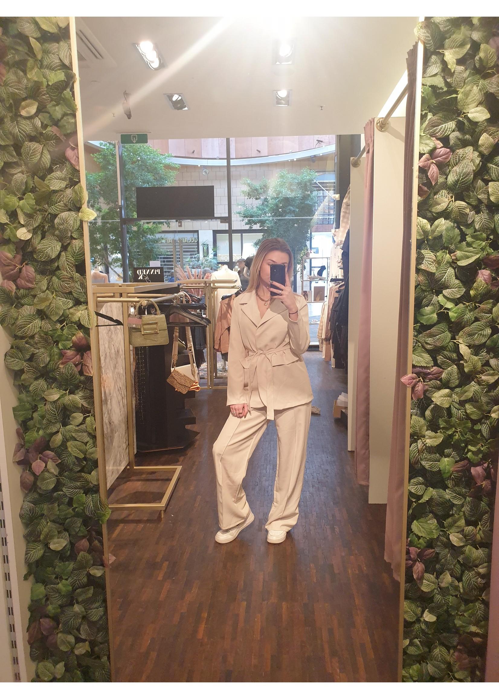 Ladybugs Oversized suit Maud beige
