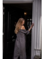 Moost Wanted Amora vest washed grey