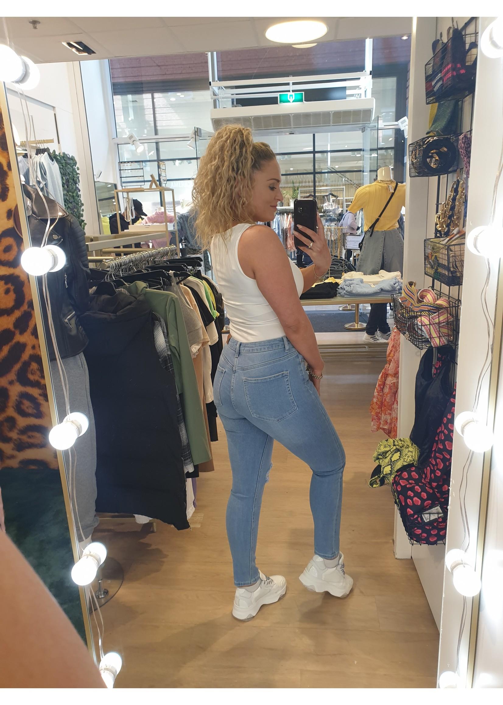 Ladybugs Skinny super high waist Everyday jeans Britt