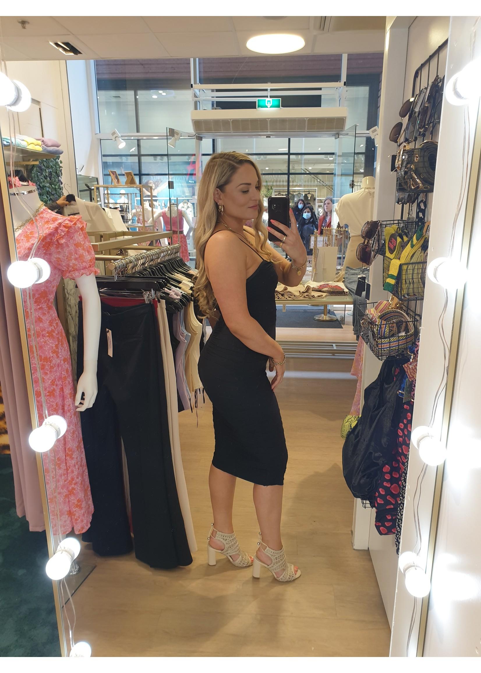 Ladybugs Little black dress Mandy ZWART