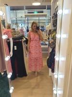 Ladybugs Lange jurk Lente