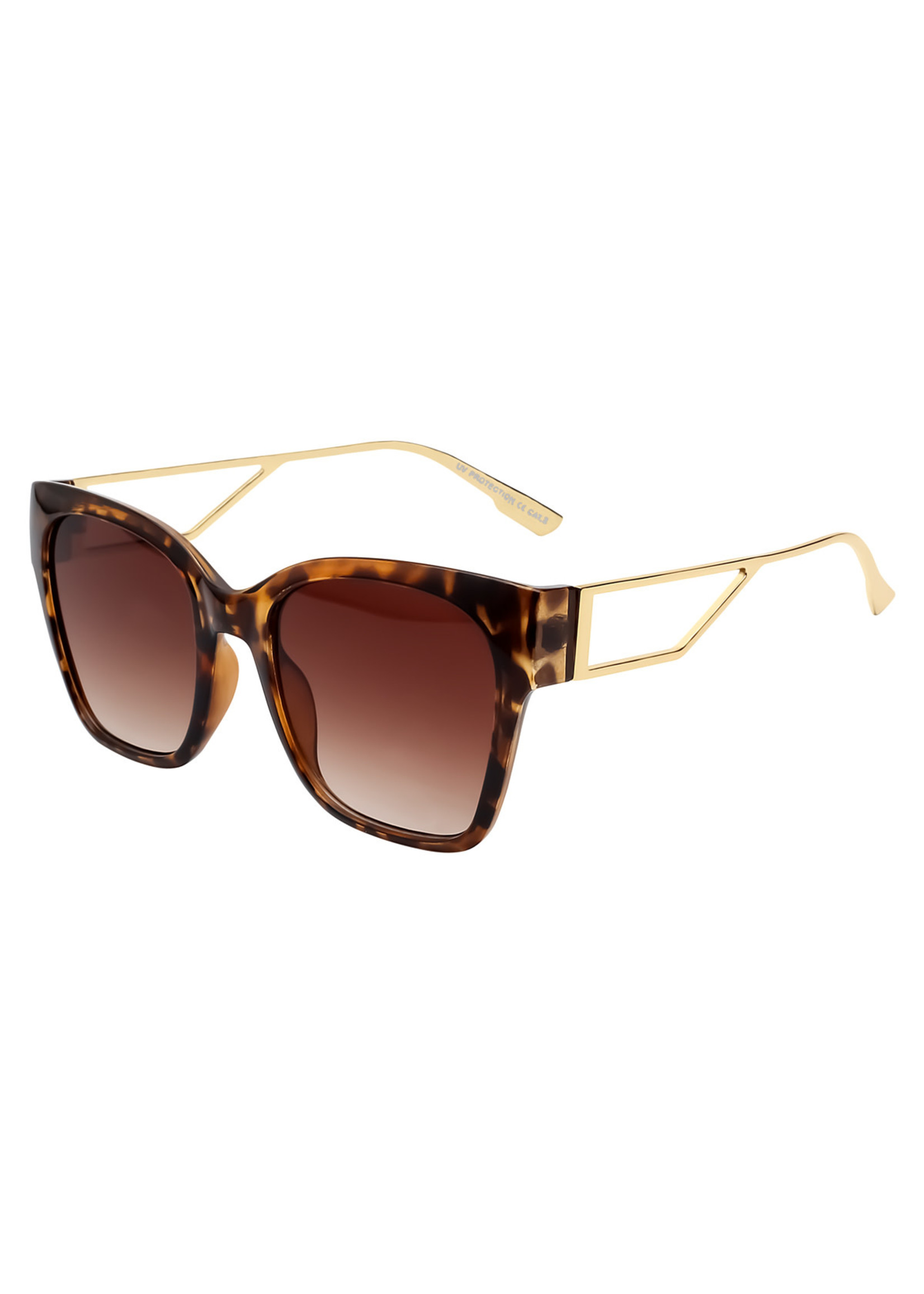 Ladybugs Zonnebril Frame It Brown/Gold