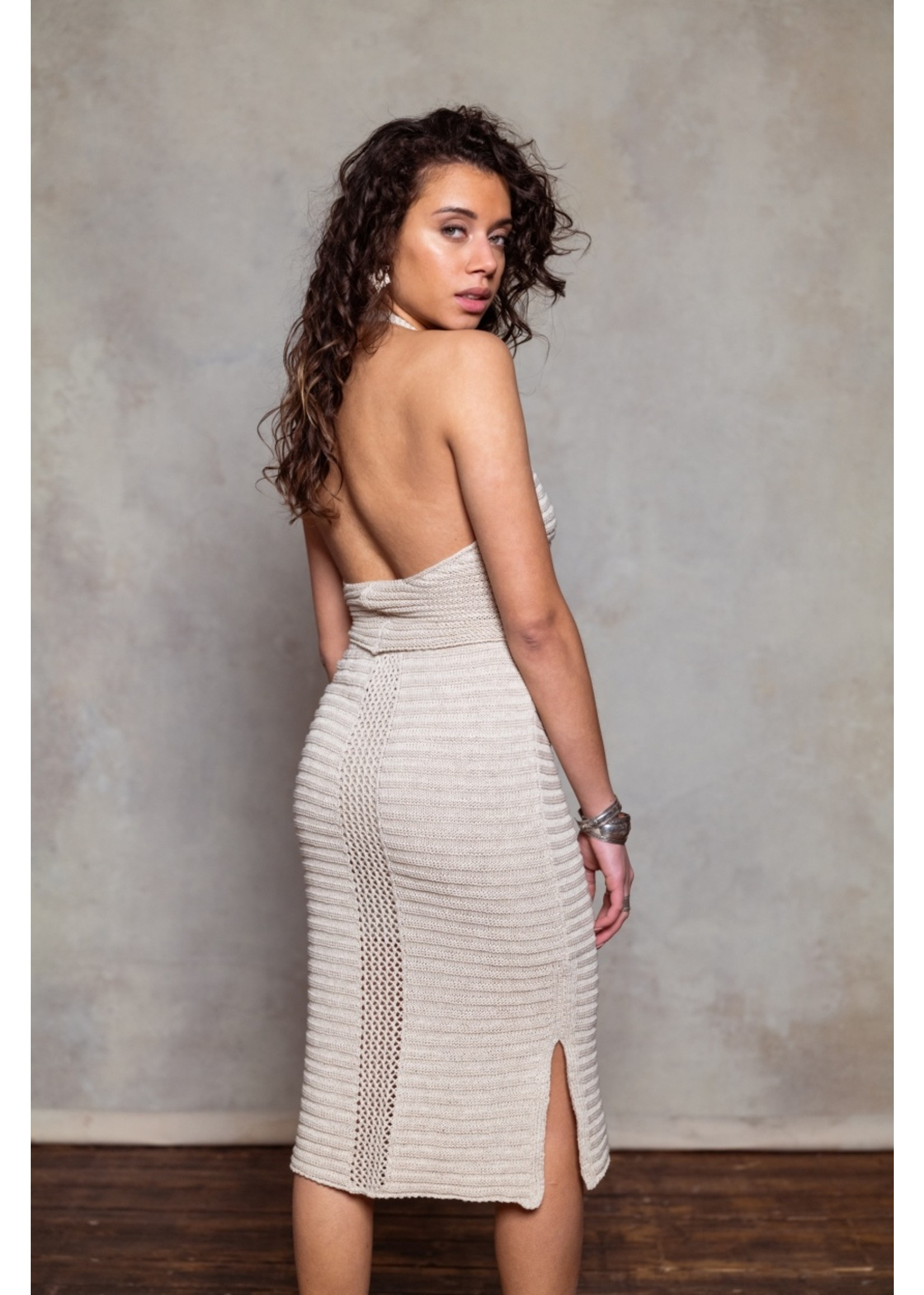 Moost Wanted Nyna skirt BEIGE
