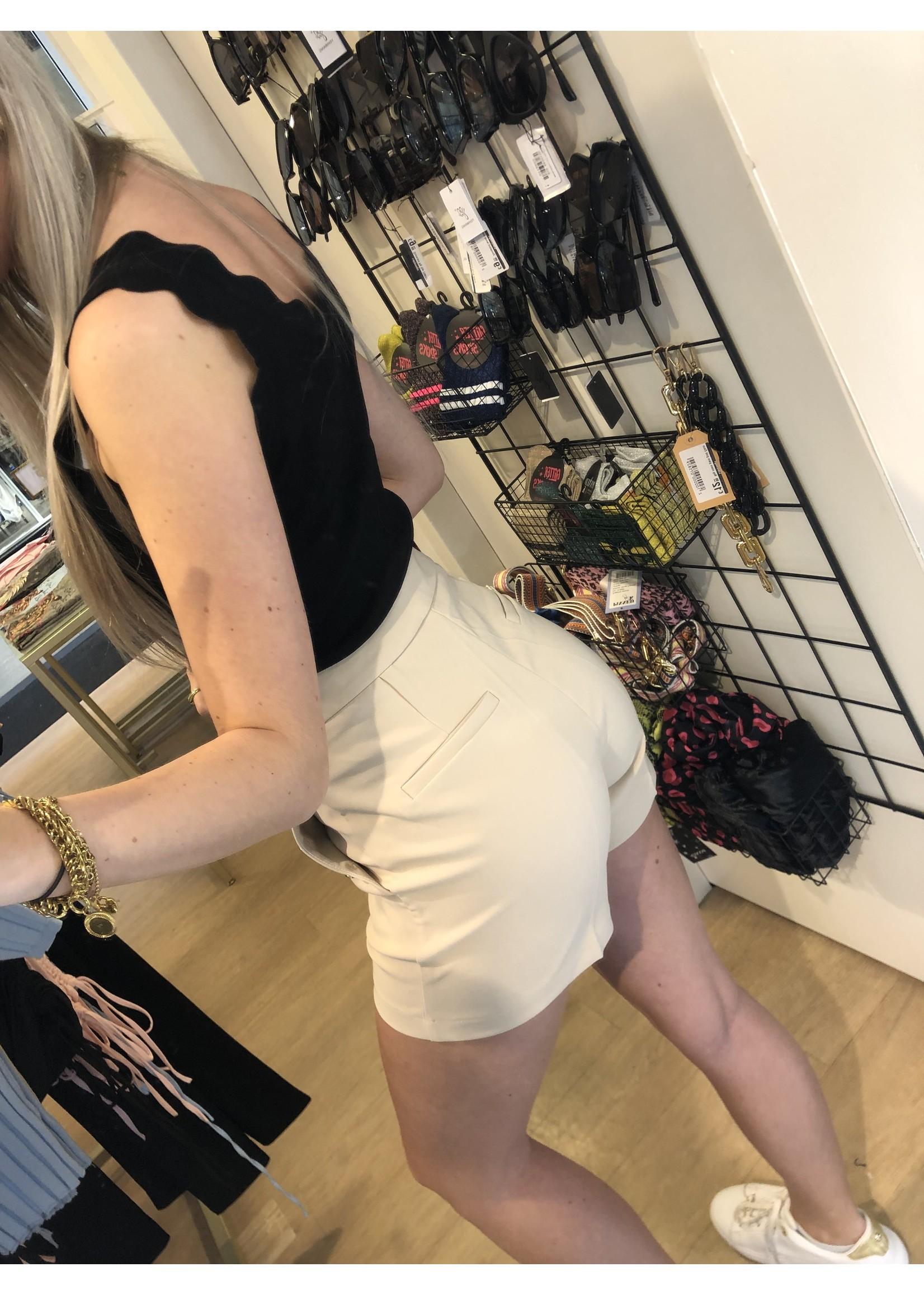 Ladybugs High waist short Josy BEIGE