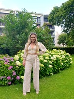 Ladybugs Korte blouse Yvette PASTEL