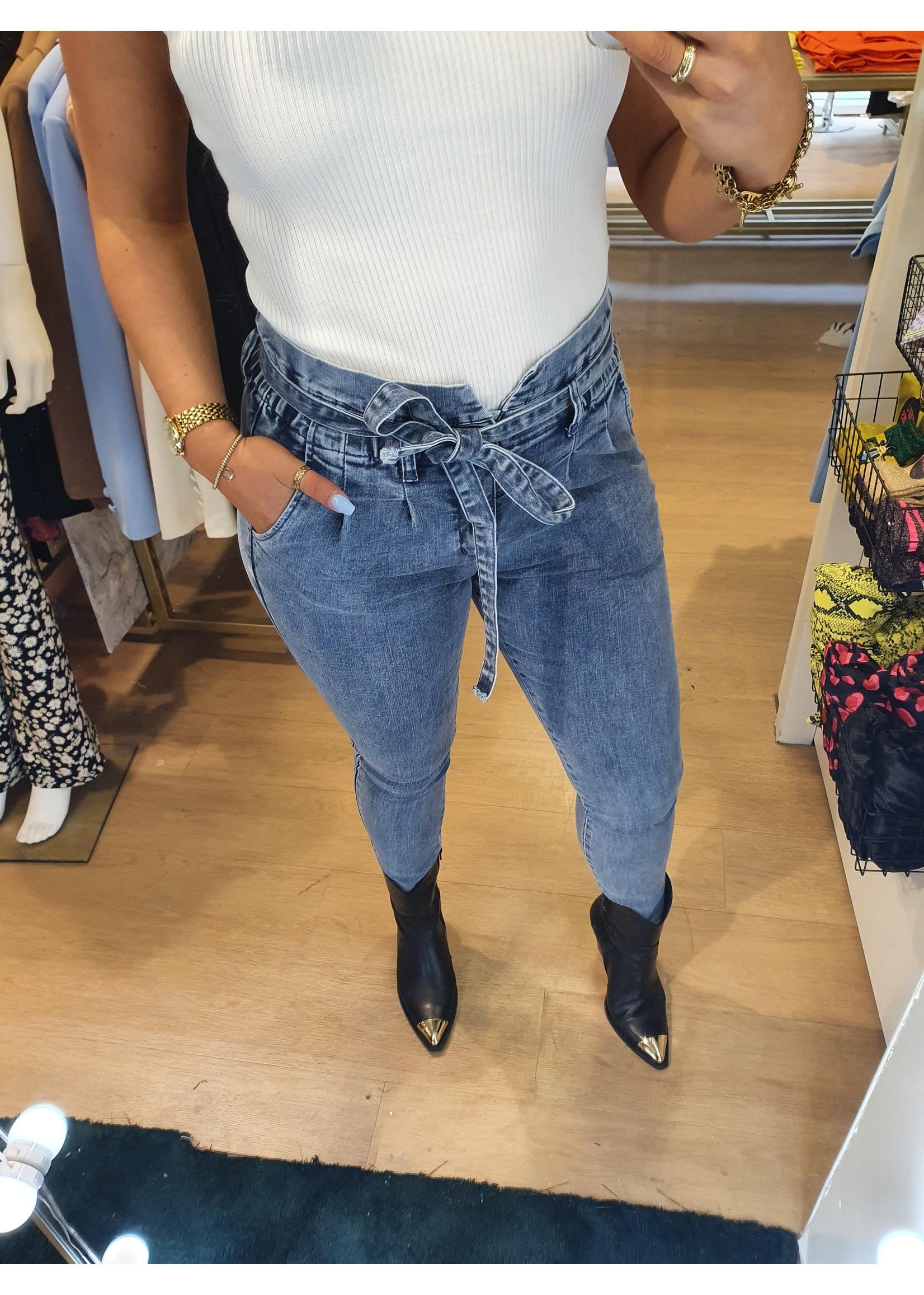Ladybugs Paperbag jeans Jolien DENIM