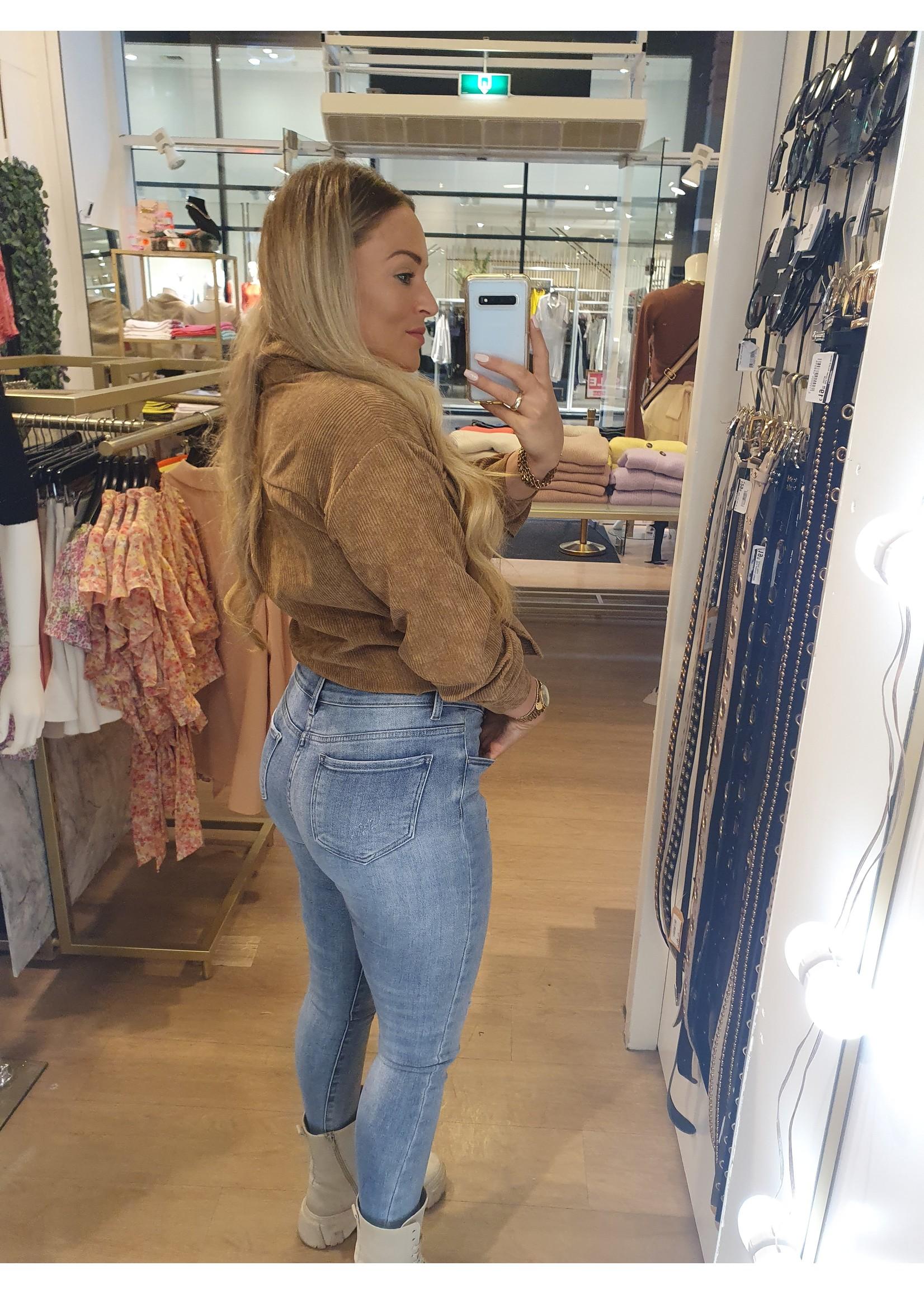 Ladybugs Corduroy blouse Lindsey CONGAC