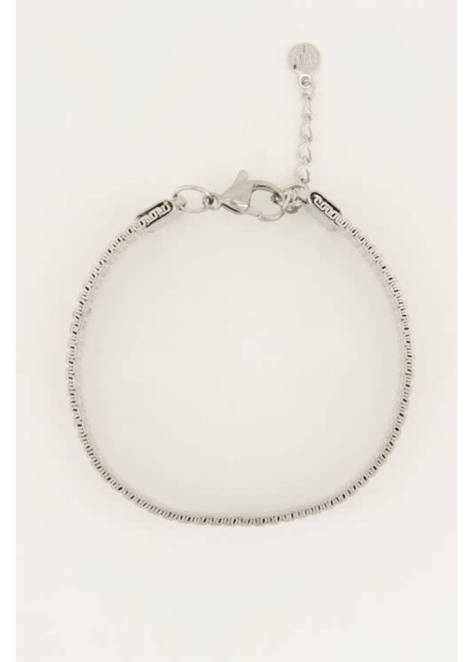 My Jewellery Armband schakels mesh