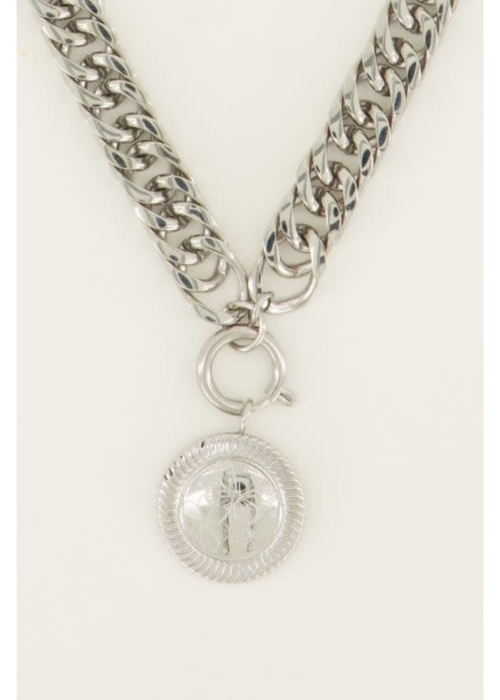 My Jewellery Schakelketting munt